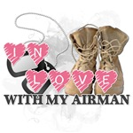 In love with my Airman