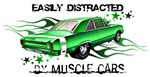 EASILY DISTRACTED By Muscle Cars 2