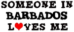 Someone in Barbados
