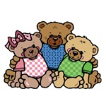 Bear Family T-Shirts and Gifts