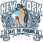 Save the Penguin New York T-Shirts and Gifts