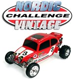 NVC Red Logo Beetle