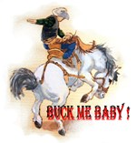Bucking Bronc, Buck Me Baby