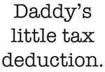 Daddy's Little Tax Deduction