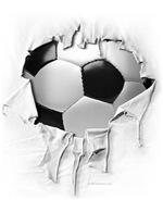 Torn Soccer