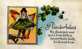 St. Patrick and Ireland...