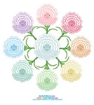 Kawaii Carnation Flower Spectrum