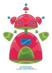 Kawaii Robot 00110010