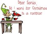 Racecar For Christmas