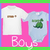 Boys T-Shirts and Gifts