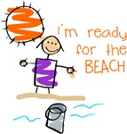 I'm Ready For The Beach