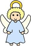 Cute Girl Angel