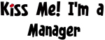 Kiss Me: Manager