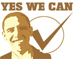 Yes We Can (vote Obama) 