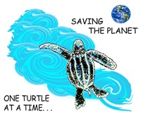 Leatherback Turtle T Shirts