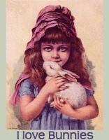 Lucky Rabbits, Adorable Bunnies & Whimsical Hares
