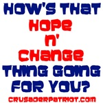 HOPE N' CHANGE