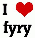 I Love fyry