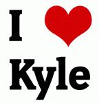I Love Kyle