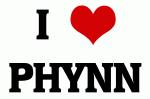I Love PHYNN