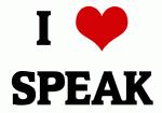I Love SPEAK