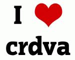 I Love crdva