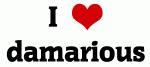 I Love damarious
