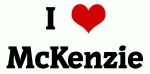 I Love McKenzie