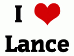 I Love Lance
