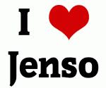 I Love Jenso