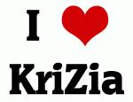 I Love KriZia