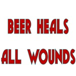 Beer Heals All Wounds
