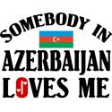 Somebody In Azerbaijan