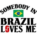 Somebody In Brazil