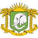 Cote d'Ivoire Coat Of Arms