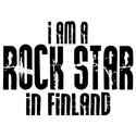 Rock Star In Finland T-shirt