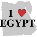I Love Egypt Gifts
