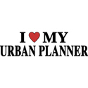 Urban Planner T-shirt, Urban Planner T-shirts