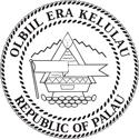 Palau Coat Of Arms