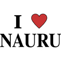 I Love Nauru Gifts