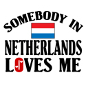 Somebody In Netherlands T-shirts