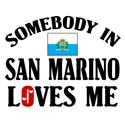Somebody In San Marino