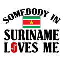 Somebody In Suriname