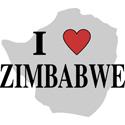 I Love Zimbabwe Gifts