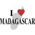 I Love Madagascar Gifts