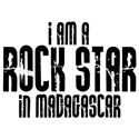 Rock Star In Madagascar T-shirt