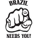 Brazil Needs You