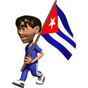 3D Cuba T-shirt