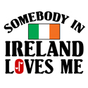 Somebody In Ireland T-shirts
