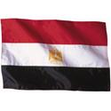 Wavy Egypt Flag